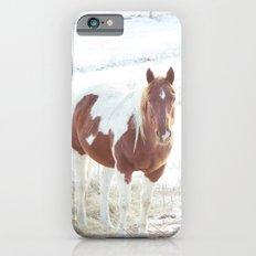 Snow + Horse Slim Case iPhone 6s