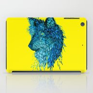 Pop Wolf iPad Case
