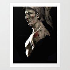 Hannibal - Achilles Art Print