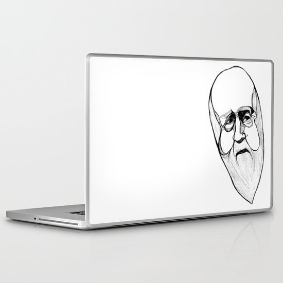 hubert Laptop & iPad Skin
