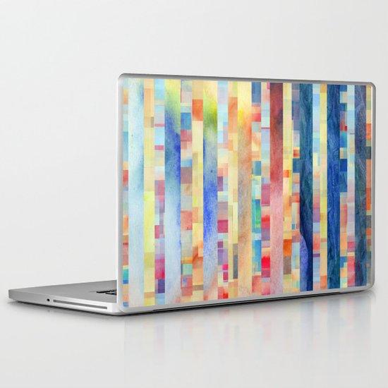 Amalgamate (sp) Laptop & iPad Skin