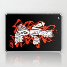 BURNER MONEY Laptop & iPad Skin