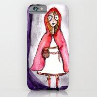 Little Red Ridding Hood iPhone 6 Slim Case