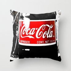 Coca-Cola Nostalgia Throw Pillow