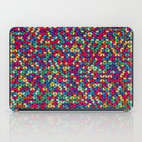 Checks Cubed iPad Case