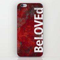 BeLOVEd iPhone & iPod Skin
