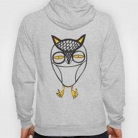 satisfied  owl Hoody