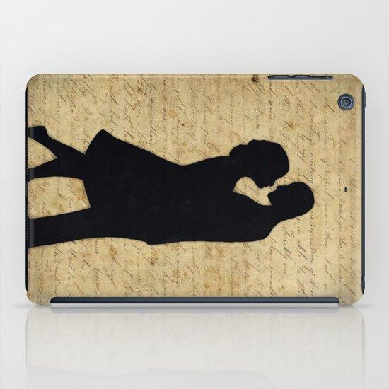 Loving Couple iPad Case