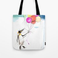 Let There Be Flight Tote Bag
