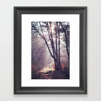 Wanderings Framed Art Print