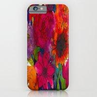 Into The Garden iPhone 6 Slim Case