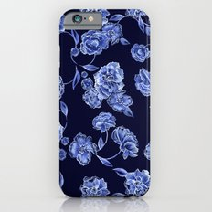 Porcelain Floral iPhone 6 Slim Case