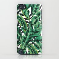 Tropical Glam Banana Lea… iPod touch Slim Case