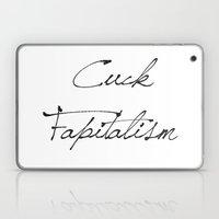 Cuck Fapitalism Laptop & iPad Skin