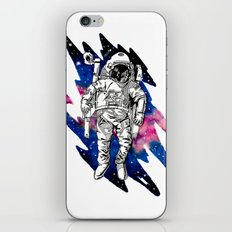 Out Of Place In Outerspa… iPhone & iPod Skin