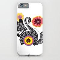 Indhi Swan iPhone 6 Slim Case