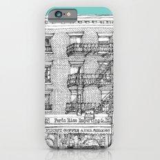 PORTO RICO IMPORT CO, NYC Slim Case iPhone 6s