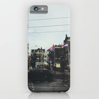 iPhone & iPod Case featuring Amsterdam, Netherlands by norakathleen