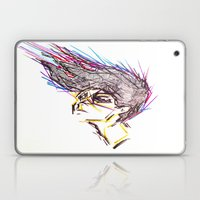 Lines In Motion Laptop & iPad Skin