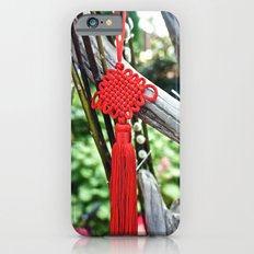 Chinese Knot (Red) iPhone 6 Slim Case