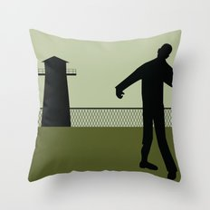 Walking Dead Throw Pillow