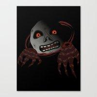 Zelda - Kill The Moon Canvas Print