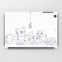 Cat's iPad Case