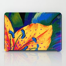 Let's Go Abstract iPad Case
