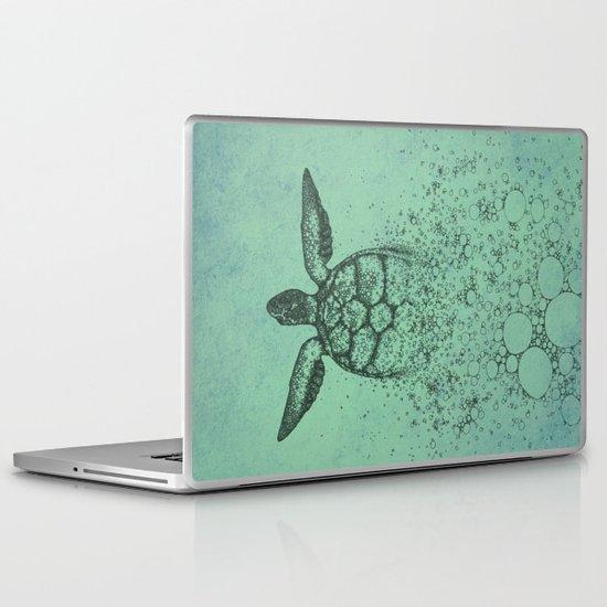 Into_The_Sea Laptop & iPad Skin