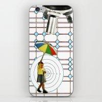 Conforming Future, No Ad… iPhone & iPod Skin