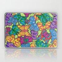 Butterfly Conservatory  Laptop & iPad Skin