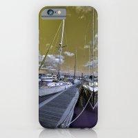 Cowes Marina  iPhone 6 Slim Case