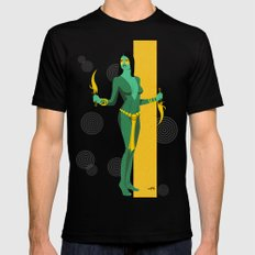 Gamora Black SMALL Mens Fitted Tee