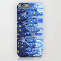 iPhone & iPod Case featuring Cidade à Noite by Greg Mason Burns