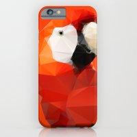 Geo - Parrot red iPhone 6 Slim Case