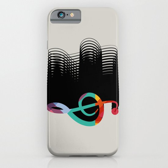 Treble Clef  iPhone & iPod Case