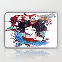 Exotic Laptop & iPad Skin