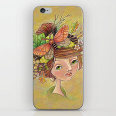Forest Glories iPhone & iPod Skin
