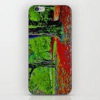 Fantasy Woodland iPhone & iPod Skin