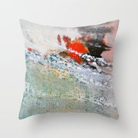 124 Throw Pillow