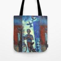 Musician Kid. Tote Bag