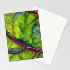 Swiss Chard Stationery Cards