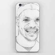 Lebron James iPhone & iPod Skin