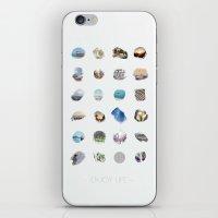 23 - Enjoy Life  iPhone & iPod Skin
