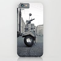 iPhone & iPod Case featuring Urban Vespa by Vorona Photography