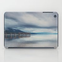 reflections in the water ...  iPad Case