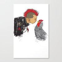 BrotherHood Canvas Print