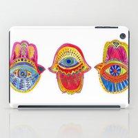 Hamsas iPad Case