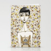 Flowerella 1 Stationery Cards