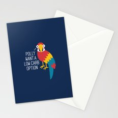 Puttin' off the Ritz Stationery Cards